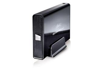 Boitier pour disque 3.5´´ - USB 2.0  SATA - Noir BX-306BK