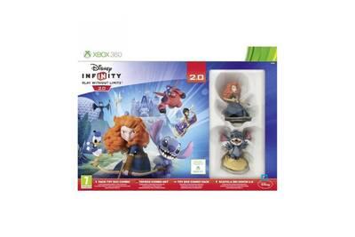 Disney 0Toy Infinity Pack 2 Box Xbox 360 Combo XiTwkPOZu