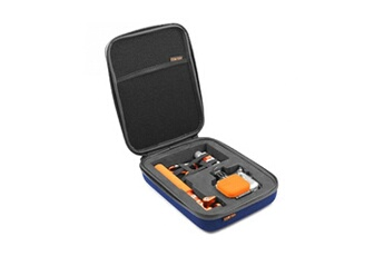 Mallette Small CAPXULE Bleu Housse de Rangement pour caméras GoPro et Accessoires CAPX1.1