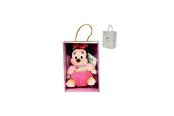 Peluches MINNIE Peluche : Minnie Boîte Cadeau - 15 cm