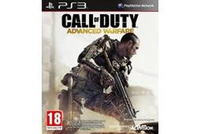 Jeux PS3 Activision Call Of Duty Advanced Warfare