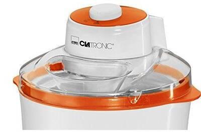 sorbetiere clatronic clatronic icm3594 machine glace darty. Black Bedroom Furniture Sets. Home Design Ideas
