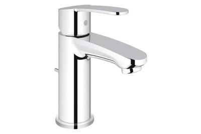 Robinet salle de bain Grohe Mitigeur lave-mains Eurostyle ...