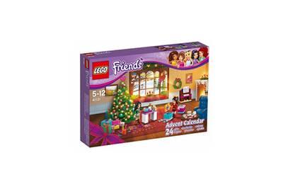 Lego Calendrier.41131 Le Calendrier De L Avent Lego R Friends