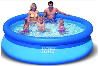 Tout le choix darty en piscine tubulaire de marque intex for Piscine intex tubulaire en solde