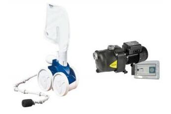 tout le choix darty en aspirateur de piscine darty With wonderful robot piscine electrique fond et paroi 11 nettoyage fond de piscine aspirateur de fond piscine pour