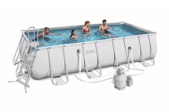 Tout le choix darty en piscine enfant de marque bestway for Piscine tubulaire rectangulaire en solde