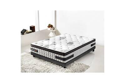 ensemble matelas et sommier memorypur ensemble perfection 160x200 sommiers 2 x 80cm x 200cm. Black Bedroom Furniture Sets. Home Design Ideas