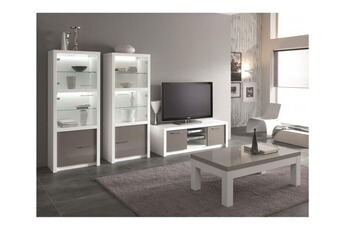 tout le choix darty en meuble tv de marque modern salon. Black Bedroom Furniture Sets. Home Design Ideas