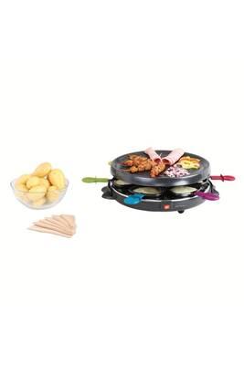Raclette domoclip appareil raclette 6 personnes doc155 for Pizzarette 6 personnes darty