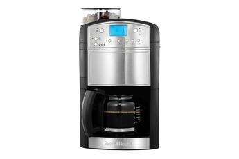 Tout le choix darty en cafeti re filtre de marque russell hobbs darty - Cafetiere avec moulin integre ...