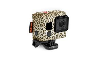 XSORIES Tuxsedo Leopard Housse personnalisée pour caméras GoPro HERO3 HERO3+