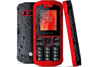 crosscall spider x1 t l phone mobile compact orange et. Black Bedroom Furniture Sets. Home Design Ideas