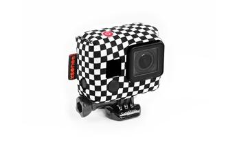 XSORIES Tuxsedo Checkers Housse personnalisée pour caméras GoPro HERO3 HERO3+