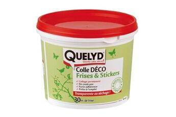 QUELYD Colle déco frise - 500 g