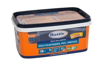 BOSTIK Colle sols plastiques - 3.5 Kg