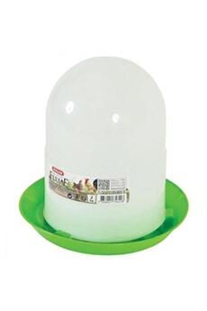 Peluches Zolux Mangeoire - Mangeoire Silo Plastique pour Poules - 2 Kg