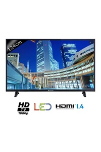 CONTINENTAL EDISON 490116B3 Full HD 124cm (