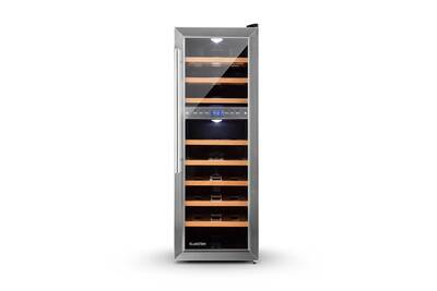 cave multi temp ratures klarstein reserva 27d cave vin frigo vin multi temperature 76l 27. Black Bedroom Furniture Sets. Home Design Ideas