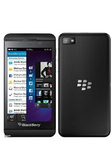 Smartphone BLACKBERRY Z10 NOIR 16GO