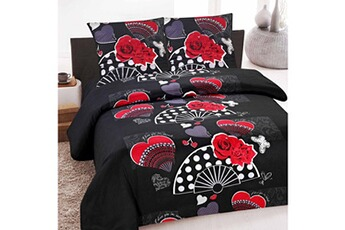 tout le choix darty en linge de lit de marque la clef des. Black Bedroom Furniture Sets. Home Design Ideas