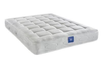 matelas duvivier matelas capiton 23 cm 140 x 190 cm darty. Black Bedroom Furniture Sets. Home Design Ideas