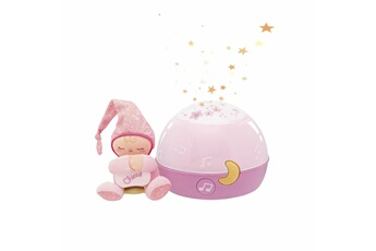 Accessoire poussette Chicco Ma Lampe Chicco Magic Projection Rose First Dreams