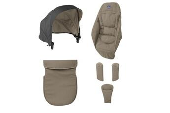 Accessoire poussette Chicco Pack chicco coloris Urban Beige