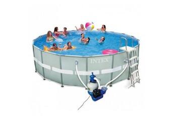 Tout le choix darty en piscine et baln o darty for Piscine hors sol ultra frame 7 32 x 3 66 m intex