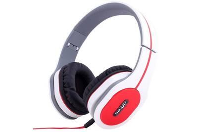 Casque Audio Yonis Casque Arceau Réglable Pliable Anti Bruit