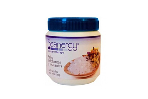 Seanergy Sels minéraux gommage doux 700gr Seanergy