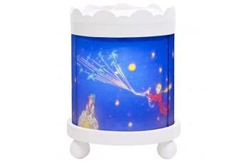 Veilleuse Le Petit Prince Manège Lanterne Magique Le Petit Prince© - Blanc 12V -Trousselier