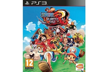 Namco Bandai Games One Piece Unlimited World Red   PS3 -