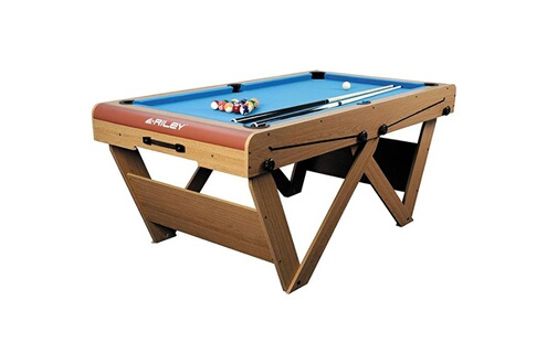 FSPW-6 Table Billard Pool Snooker Pliable 183x79x97cm