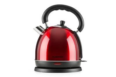 teatime bouilloire electrique style theiere retro 3000 w 1 8l acier