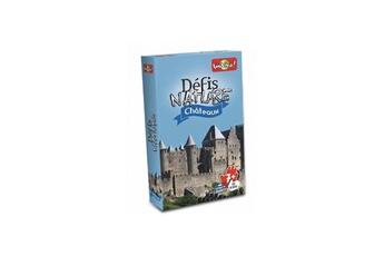 Jeux de cartes Bioviva Defis Nature Chateaux