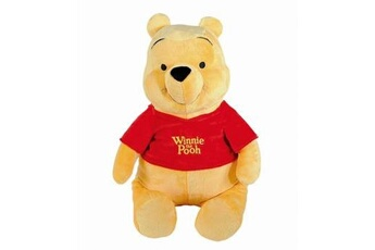 Peluches Winnie L'ourson Disney - Winnie Géant - 120 Cm