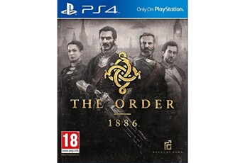 SONY The Order 1886 pour PS4