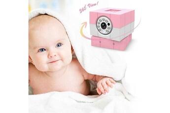 Ecoute bébé Amaryllo Babyphone ibabi caméra amaryllo
