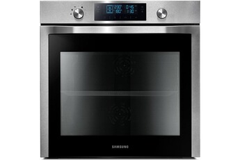Samsung nv66f2733bs four int grable inox four for Refrigerateur beko noir miroir