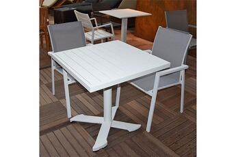 tout le choix darty en mobilier de jardin de marque gecko jardin ... - Chaise De Jardin Pliante Aluminium