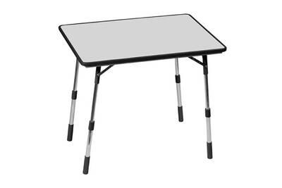 Table pique nique pliante Aluminium / Plateau stratifié MAYOTTE
