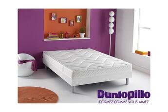 Tout le choix darty en ensemble matelas et sommier de marque dunlopillo darty - Matelas et sommier 140x200 ...