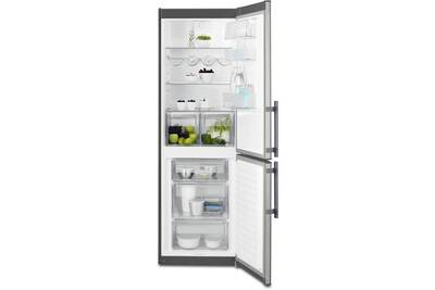 refrigerateur congelateur en bas electrolux refrigerateurs combines inverses en 3605 jox darty. Black Bedroom Furniture Sets. Home Design Ideas