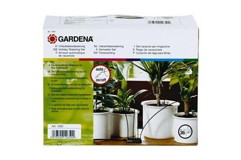 Gardena GARDENA - Arrosoir automatique de vacances pour plantes en pots