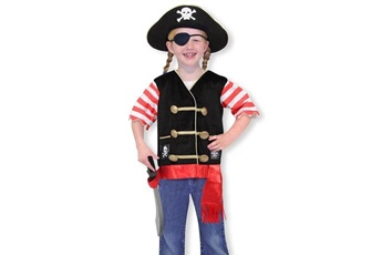Déguisements Melissa And Doug MELISSA & DOUG Costume De Pirate