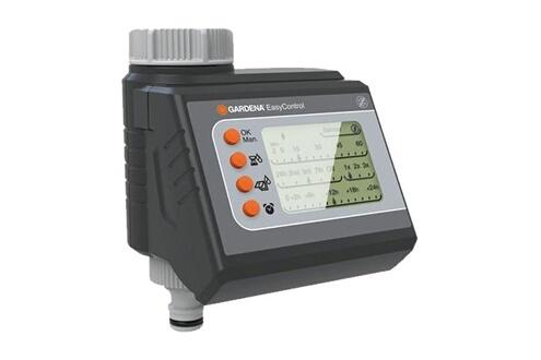GARDENA Programmateur d'arrosage easy control pour robinets 20/27 et 26/34 gardena gar1881-20