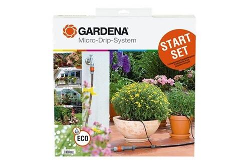 GARDENA Kit de base micro-dripger gardena 13001-20