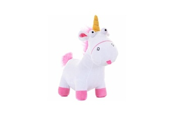 Figurines personnages Whitehouse Leisure Llp Peluche moi moche et méchant - peluche unicorn 26cm