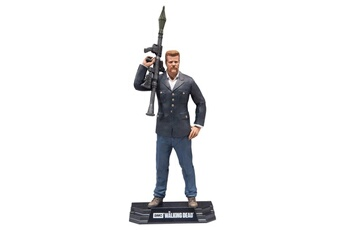 Figurines personnages Mc Farlane Figurine - the walking dead - color tops abraham ford 18 cm